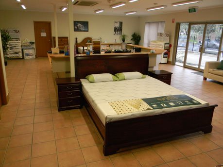 Latex-Mattress-bed-shop